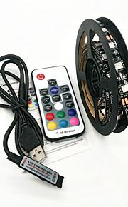 ZDM® Наборы ламп 60 светодиоды RGB Пульт управления Водонепроницаемый <5V