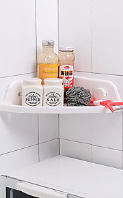 Badeværelseshylde Høj kvalitet PP 1 stk - Hotel bad