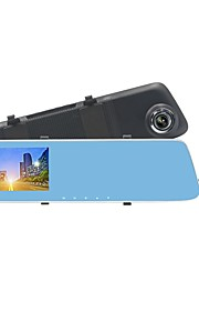 "ZIQIAO JL-907T 720p 1080p 1280 x 720 1920 x 1080 140 Gradi 170 Gradi Automobile DVR generalplus 2247 4,3"" IPS Dash CamforUniversali"