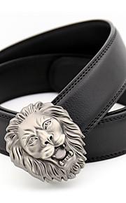 Men's Party / Work Waist Belt - Solid Colored Metal