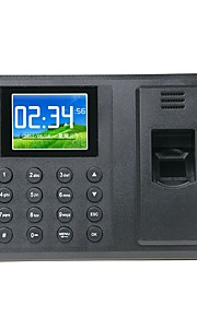 danmini a8 fri software fingeraftryk tilstedeværelse maskine 2,8-tommers tft high-definition farvedisplay