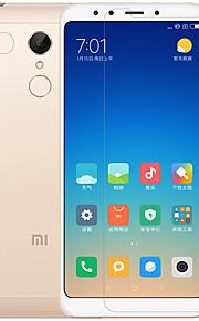 Proteggi Schermo XIAOMI per Xiaomi Redmi 5 PET 1 pezzo Proteggi lente frontale e fotocamera Anti-riflesso Anti-impronte Anti-graffi