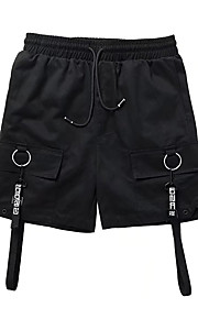 Per uomo Essenziale Pantaloncini Pantaloni - Tinta unita