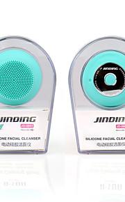 Pulizia facciale for Donne Carino Stile Mini Resistente all'acqua Uso senza fili Luce e comodo Design ergonomico <5V Sbiancante Rimozione