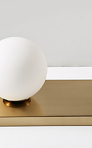 Artístico Decorativa Lámpara de Mesa Para Metal 220-240V Dorado