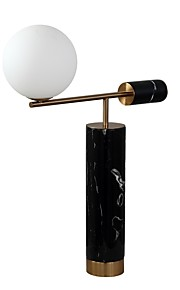 Moderno Artístico Decorativa Lámpara de Mesa Para Metal 110-120V 220-240V