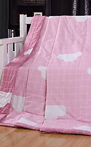 Comfortabel - 1 bedsprei Zomer Katoen Print / Gemengde kleuren