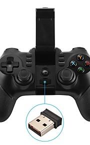 ZM-X6 Trådløs Joystick Controller Handle Til Android / PC / IOS, Bluetooth Joystick Controller Handle ABS 1pcs enhed 100cm