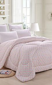 Comfortabel - 1 bedsprei Winter Katoen Bloemen / Print