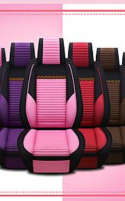 차량용 시트 커버 시트 커버 커피 / 로즈 / 핑크 가죽 사업 제품 유니버셜 모든 년도 전체 모델