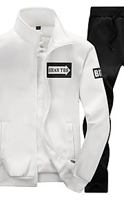 Hombre Casual / Básico Activewear Letra