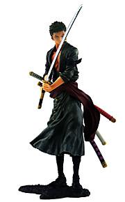 애니메이션 액션 피규어 에서 영감을 받다 One Piece Roronoa Zoro PVC 20 cm CM 모델 완구 인형 장난감