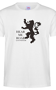 Ανδρικά T-shirt Ζώο Ρουμπίνι XL