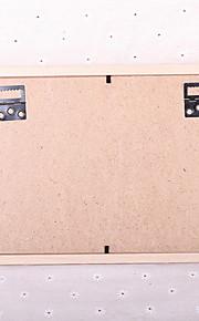 Moderní styl Dřevo Malované povrchové úpravy Fotorámečky, 1ks