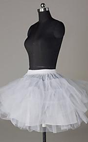 Balet 50. léta Kostým Klasická a tradiční lolita Dámské Spodnička Sukénka Krinolína Bílá Retro Cosplay Párty Výkon Princess