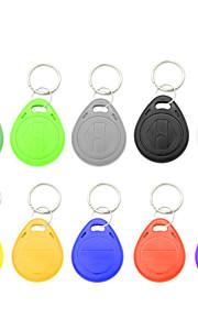 5YOA 100KeyT5577 RFID Keyfobs 홈 / 아파트 / 학교