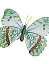 autocolante strălucire-în-întuneric acasă fluture 3d fluture de perete cu pini&perdele magnet pentru decorare frigider