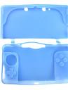 carcasă din silicon pentru Nintendo 3DS (culori asortate)