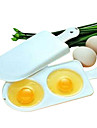 Plast För Mikrovågsugn Egg Stekgrytor, grytor och kastruller