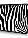 "zebra stripe neopren datorfodral fallet för 10 ""11"" 13 ""15"" ipad MacBook dell hp acer samsung"