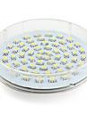 GX5.3 3.5W 60x3528 SMD 200lm Bec 6000-6500K alb natural Spot LED (220-240V)