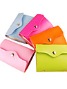 sac bomboane de culoare pu cazul in care cardul de piele (culoare aleatorii)