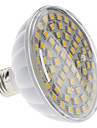 E27 13W 65x5050 SMD 1200-1300LM 3000-3500K Warm White Light LED Spot Bulb (220V)
