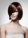 Noir perruque Perruques pour femmes Droit Perruques de Costume Perruques de Cosplay