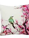 țară pasăre catifea capac pernă decorativă mtp11029