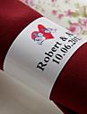 Material Servetele de nunta - 50pcs Altele Inele de șervețele Nuntă Aniversare Zi de Naștere Party / Seara Petrecere Logodnă Cheful
