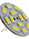 3W 250 lm G4 LED Spot Lampen 12 Leds SMD 5730 Natuerliches Weiss DC 12V