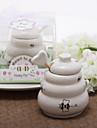Matrimonio / Anniversario / Festa per la promessa di matrimonio Ceramica Utensili da cucina Giardino / Classico