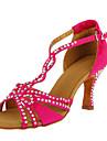 Femei personalizate lui Satin Pantofi de dans cu stras (alte culori)