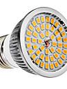 6W 500-600 lm E26/E27 B22 Spoturi LED MR16 48 led-uri SMD 2835 Alb Cald Alb Rece AC 100-240V