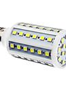 E26/E27 LED-lampa 60 lysdioder SMD 5050 Naturlig vit 900lm 6500K AC 110-130 AC 220-240V