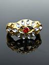 Smycken Inspirerad av Svart Butler Alois Trancy Animé Cosplay-tillbehör Konstädelstenar Legering Herr
