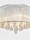 Takmonterad Fluorescerande - Kristall, Trumma Modern, 110-120V 220-240V Glödlampa inte inkluderad
