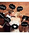 Nuntă / Petrecere Hârtie Rigidă pentru Felicitări Decoratiuni nunta Temă Clasică Toate Sezoanele