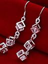 Dame Cercei Picătură costum de bijuterii Aliaj Cross Shape Bijuterii Pentru Zilnic