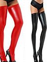 Șosete/ciorapi Feminin Festival/Sărbătoare Costume de Halloween Negru Roșu Argintiu Halloween Carnaval