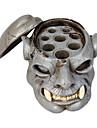 الجمجمة رئيس الوشم الأحبار الكؤوس حامل الصلب الراتنج الصباغ قبعات حامل الإمدادات