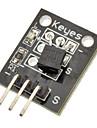 digital al temperaturii Modul senzor pentru DS18B20 (pentru Arduino) (-55 ~ 125 ℃)