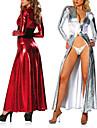 Mai multe costume Costume Cosplay Feminin Festival/Sărbătoare Costume de Halloween Roșu Argintiu Halloween Carnaval