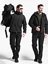 imperméable soft shell veste de randonnée pour hommes