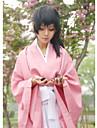 Inspirado por Cosplay Chizuru Yukimura Vídeo Juego Disfraces de cosplay Trajes Cosplay / Kimono Un Color Top / Pantalones / Cinturón Disfraces de Halloween