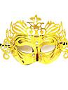Venedig Drottning Glitter Golden Kvinnors Carnival maskerad Party Mask