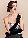 cot de bumbac lungime mănuși de mână / seara mănuși clasic stil feminin