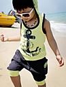 Set T-Shirt Boy cu pantalonii harem Cell chiloți Seturi de îmbrăcăminte