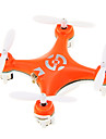 RC Drone Cheerson CX-10 RTF 4 Canaux 6 Axes 2.4G Quadri rotor RC Vol Rotatif De 360 Degres / Vol a l\'envers / Vision Positionnement