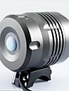 3 Pannlampor / Cykellyktor LED 6000/4000lm 3 Belysning läge med laddare Uppladdningsbar / Vattentät Cykling / Multifunktion Svart